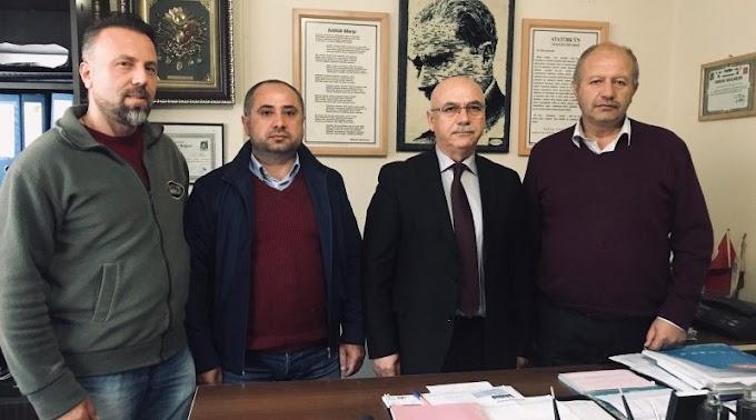 Turhal'da Yeni Bir Şehit Aileleri Derneği