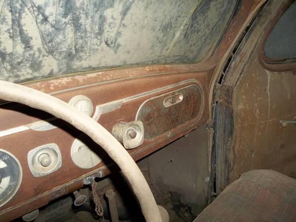 Restoration Project Cars: 1937 Chrysler Royal Project