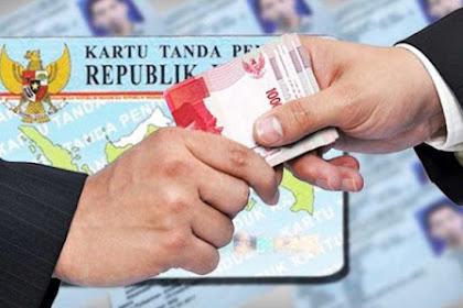 Miris.. Foto Copy KTP Ditukar Rp 250 Ribu, Jelang Hari Pencoblosan Ditambahi Lagi