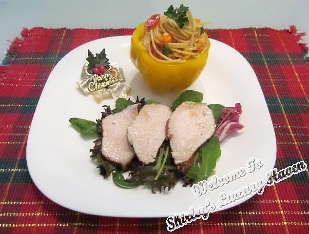 christmas chilled aromatic earl grey pork loin recipe