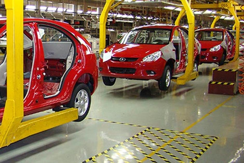 Fábrica da JAC Motors