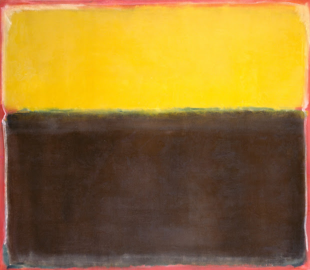 Mark Rothko Untitled 1950