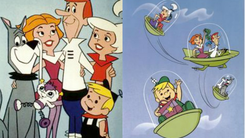 the jetsons serie tv