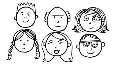 macam karakter doodle art