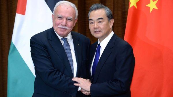 China respalda el establecimiento de un Estado palestino