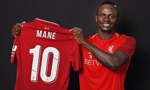 Liverpool thực sự là nơi mà Mane tỏa sáng