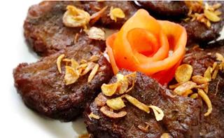 Resep Membuat Empal Daging Sapi Goreng Gurih