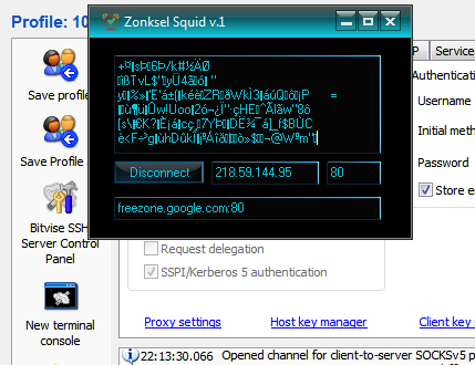 Download Injek Squid Proxy Terbaru