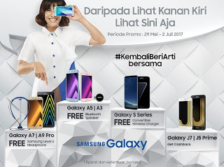 Samsung Promo Ramadhan Tahun 2017