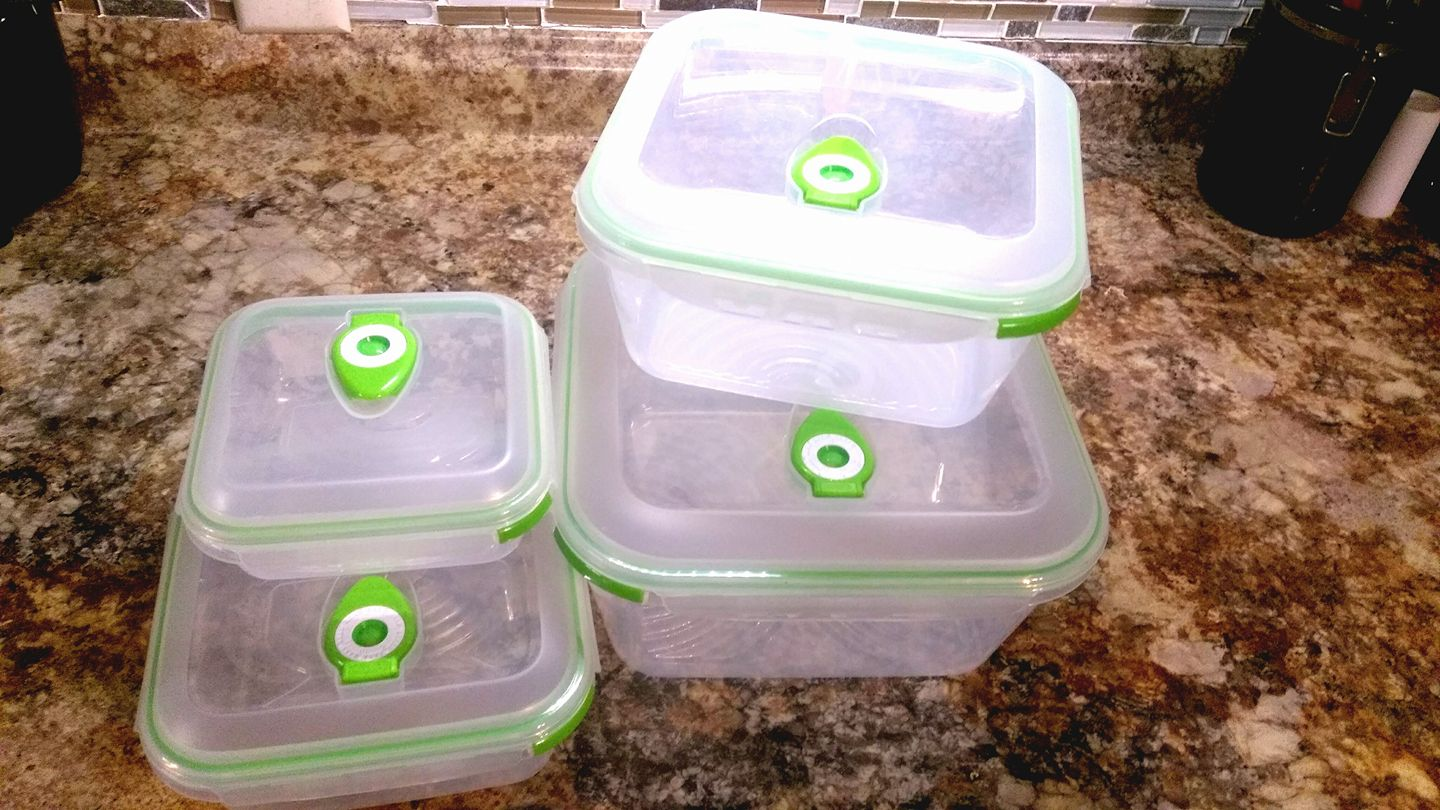Ozeri+food+storage+set