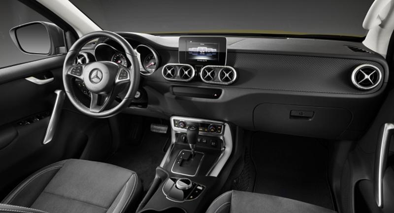 2019 Mercedes-Benz X-Class Pickup Line POWER Design Review