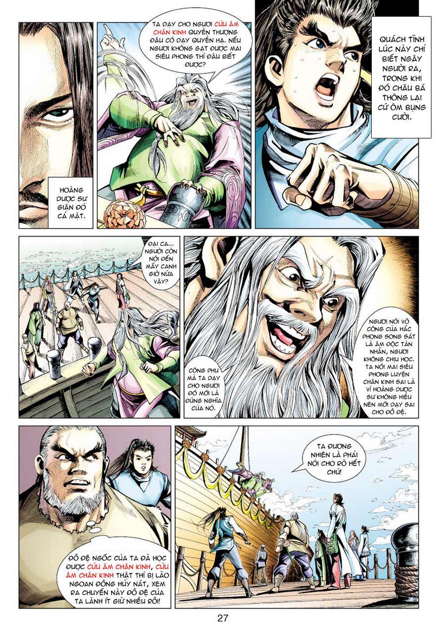 Anh Hùng Xạ Điêu anh hùng xạ đêu chap 49 trang 27
