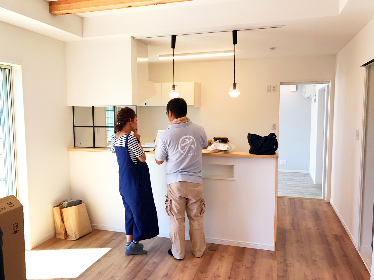 市街化調整区域での注文住宅の建て替え新築設計・デザイン