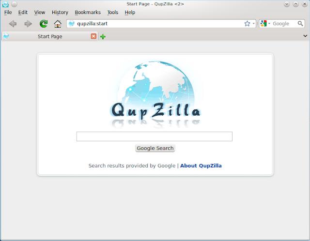 Como instalar o QupZilla no Ubuntu, Linux Mint e derivados!