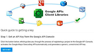 Featured Post: How To Get A Free Google API Key (August 2018 Update)