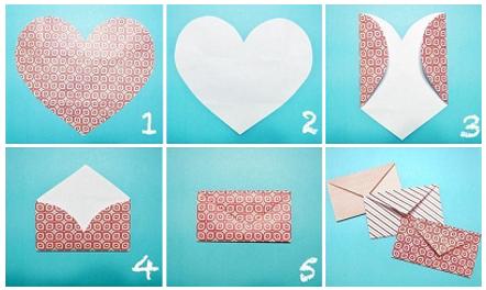 Cómo hacer sobres bonitos, como hacer sobres de colores, como hacer sobres para tarjetas, como hacer sobres para cartas de amor, pasos para hacer sobres de papel, como hacer sobres de papel bonitos