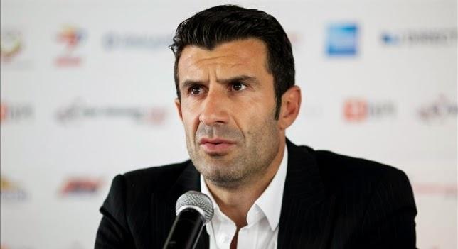 FIFA exige a Figo dos años de experiencia en puestos de dirección