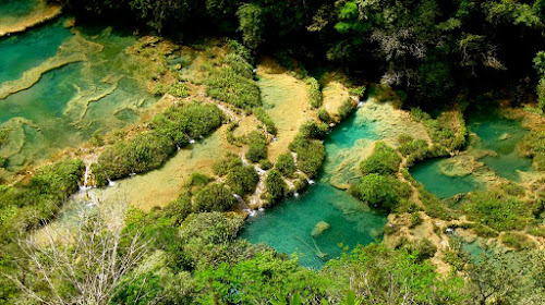 Semuc Champey –Guatemala