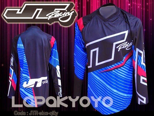 JERSEY SEPEDA JT DH STYLES