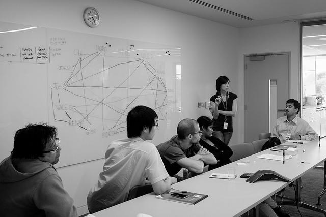 Cultura colaborativa versus la cultura tradicional: cómo ser un agente de cambio.