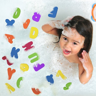 49% OFF Baby Toddler – Toys Bath Letters And Numbers With Bath Toy Organizer £10.13