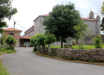Monasterio de Suesa. Ribamontán al Mar. Cantabria