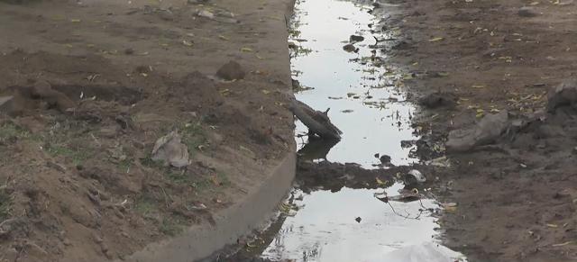 Trabajos de limpieza en Ind. Argentinas y Mármol