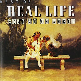 Real Life - Send Me An Angel '89 (Dance Mix) on Best Of Real Life: Send Me An Angel Album (1989)