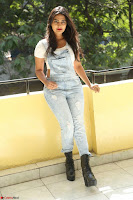 Neha Deshpande in Spicy Denim Jumpsuit and Whtie Crop Top March 2017 099.JPG