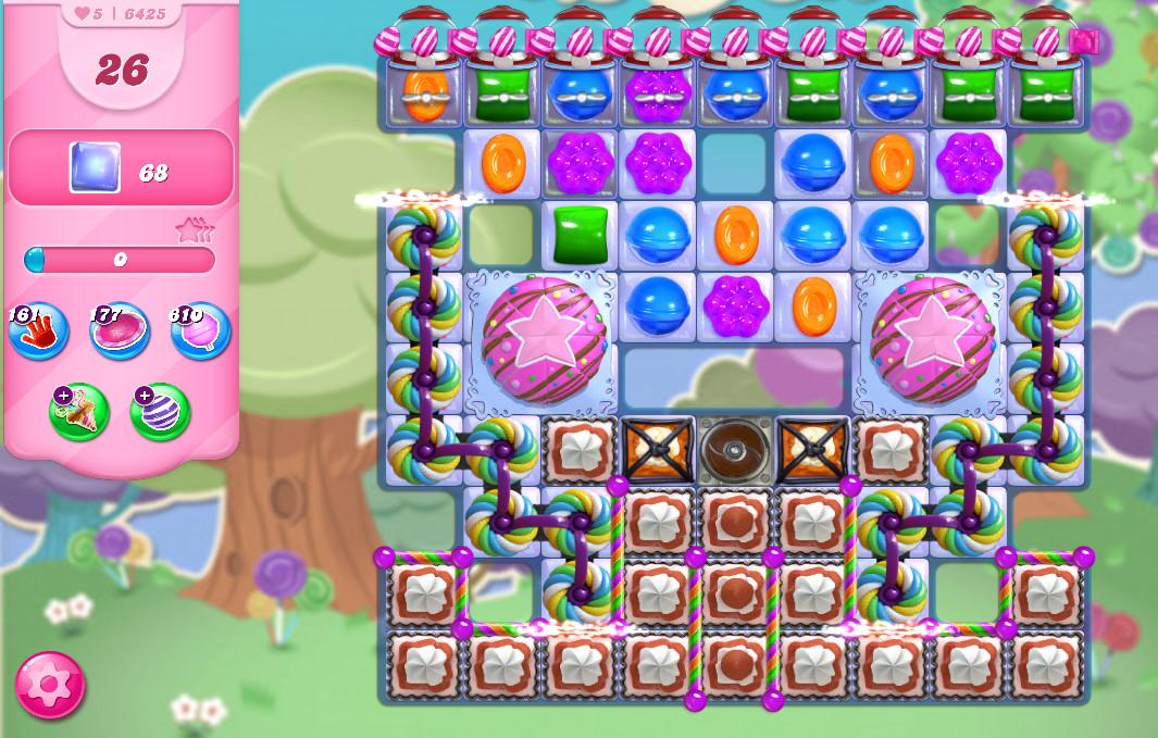 Candy Crush Saga level 6425