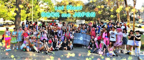 Rock Me Japan // 1st meet up ♥ (Argentina J-fashion) + info próxima HARAJUKU WALK BUENOS AIRES!