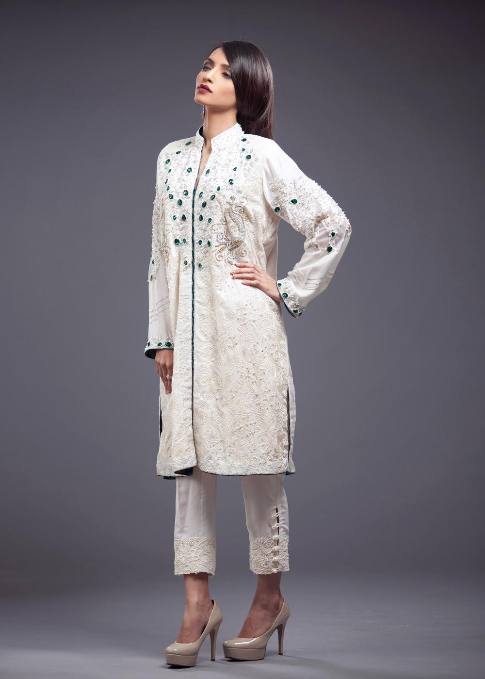 Ayesha Somaya wedding wear
