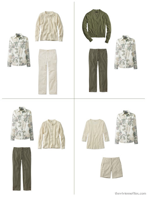 adding a floral shirt to a leisure wardrobe