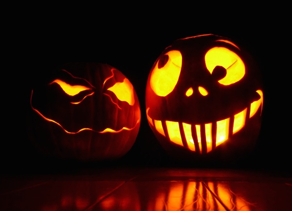 Carved Halloween pumpkin designs to delight and give a fright ...