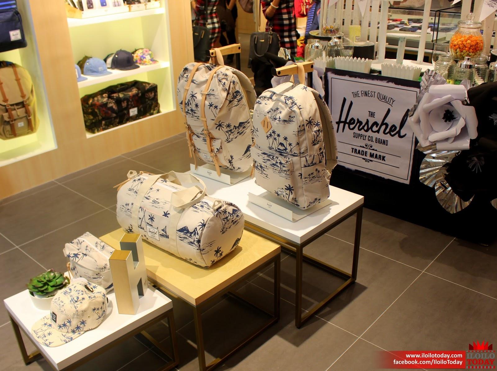 e34e93d11e Herschel bags now in Iloilo - IloiloToday - News and Media Blog