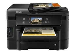 Image Epson WF-3540 Printer Driver