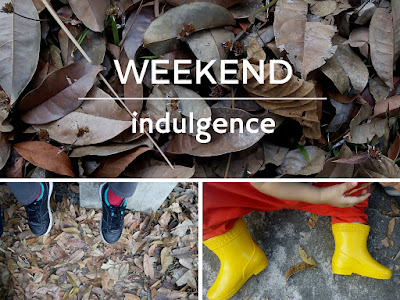 Lil' armies 'Weekend Indulgence' di Taman Tun Fuad, Bukit Padang