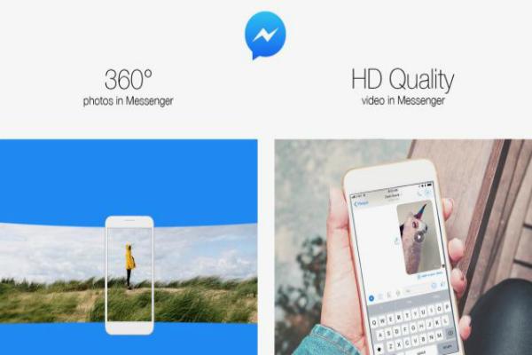 فيسبوك مسنجر تضيف أخيرا ميزة الصور 360°