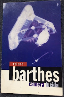 Camera Lucida, Roland Barthes