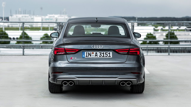 2016 Audi S3 Saloon