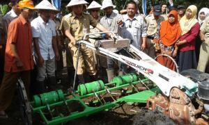 Kabupaten Kebumen Jadi Pilot Project Tanam Padi Sistem Largo Kali Pertama Di Indonesia