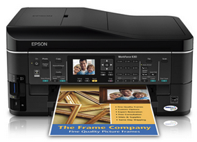 Epson WorkForce 630 Driver Download - Windows, Mac