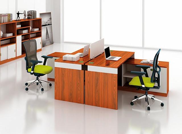 Các sản phẩm bàn làm việc từ chất liệu veneer có thể chống nấm mốc, chống cong vênh,….và mang lại giá trị thẩm mỹ cao.
