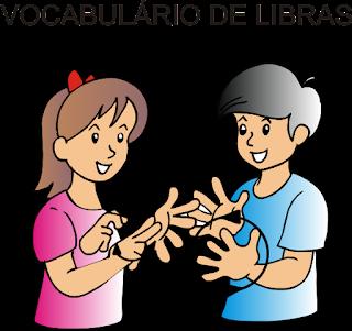 vocabulário de Libras