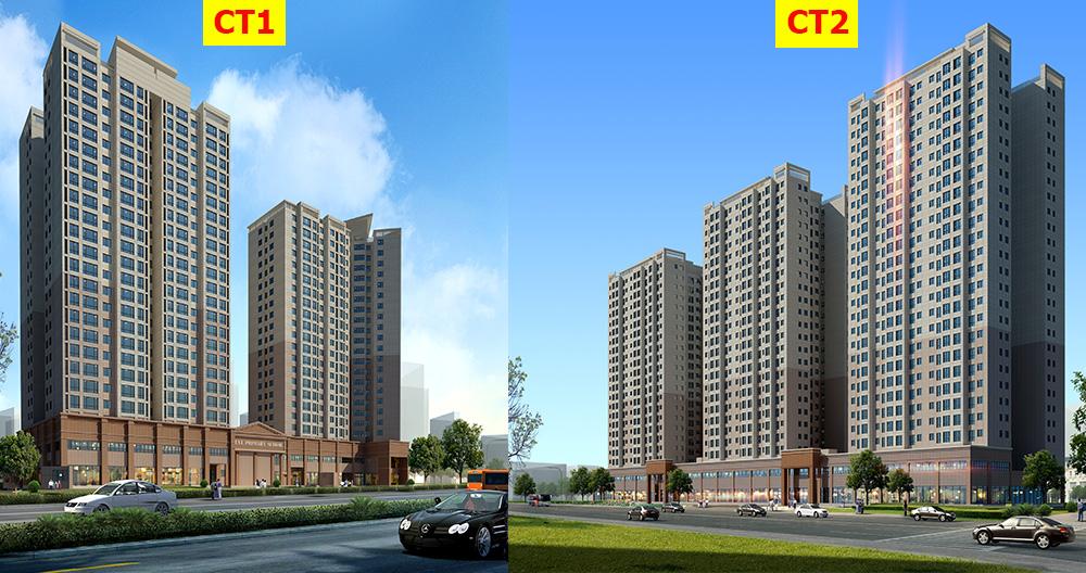 Quy mô dự án chung cư The K Park Văn Phú Hà Đông