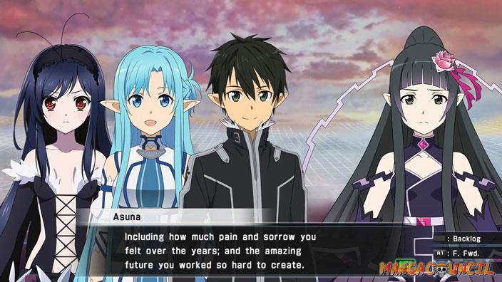 Accel World vs. Sword Art Online Save Game Download Link: