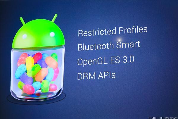 Android 4.3 Jelly Bean Spec