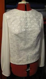 Fabric godmother top