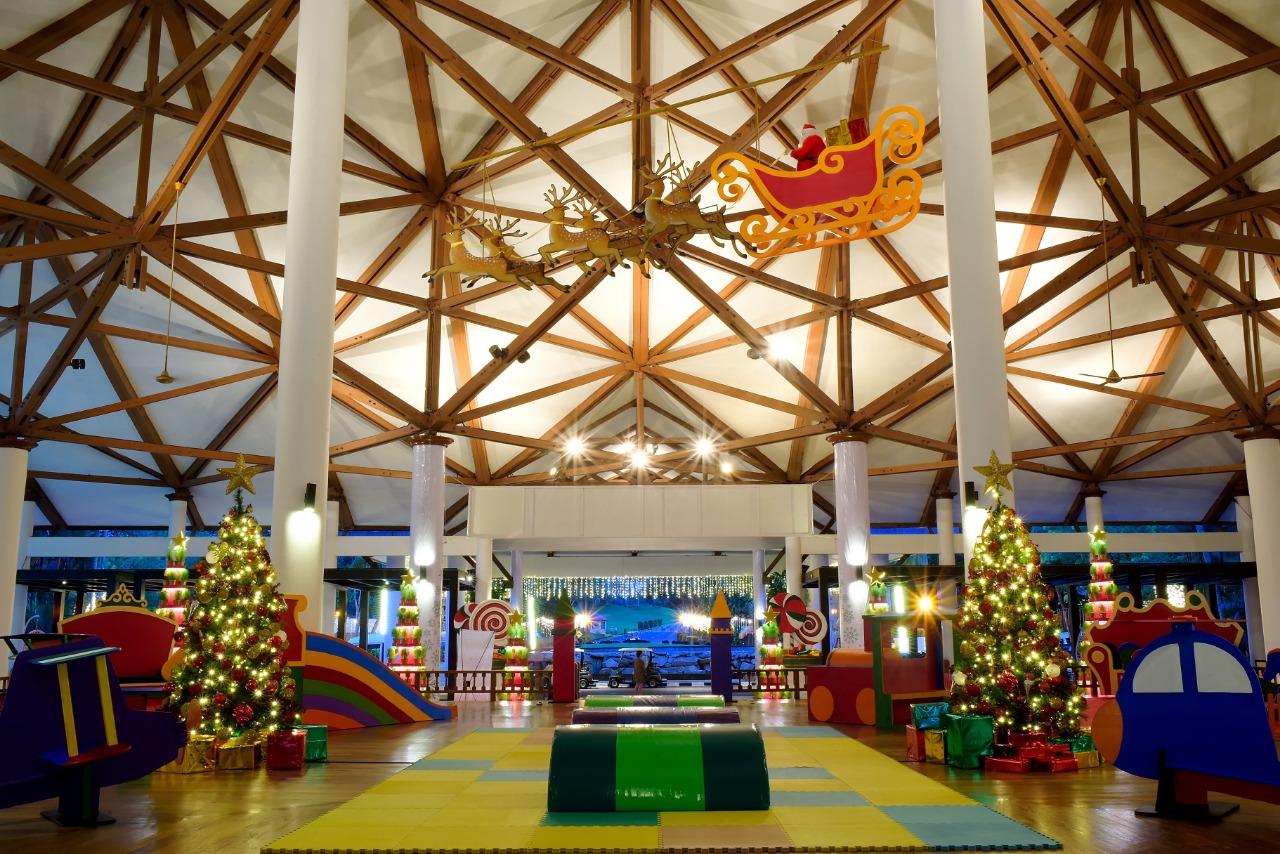 Lobby Bintan Lagoon