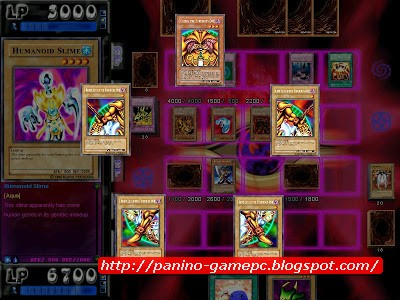 Download Yu-Gi-Oh! Power Of Chaos Marik The Darkness (2014) Mediafire